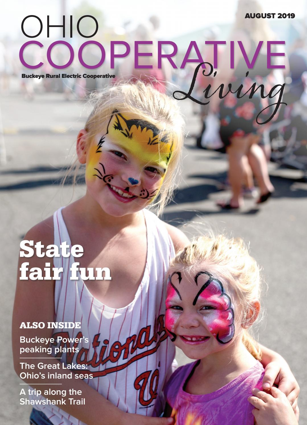 Ohio Cooperative Living - August 2019 - Buckeye by Ohio
