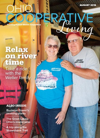 Ohio Cooperative Living - August 2019 - Paulding-Putnam by