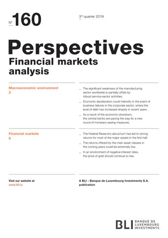 Perspectives 160 EN by Banque de Luxembourg - issuu