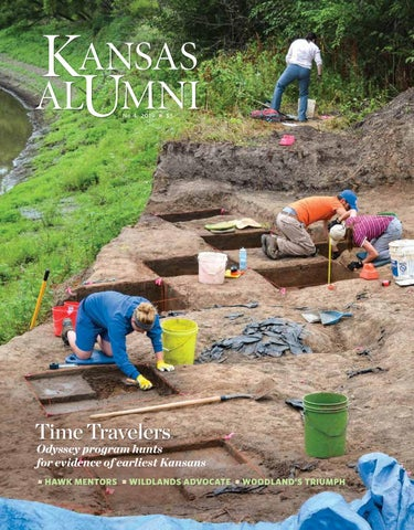Kansas Alumni magazine, issue No  4, 2019 by KU Alumni Association