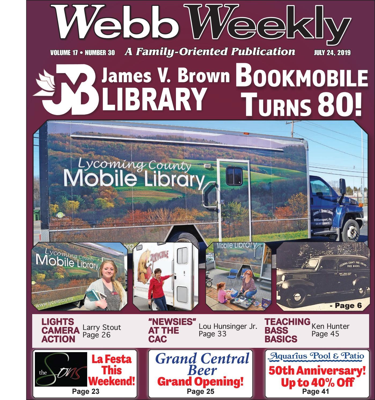 Webb Weekly July 24, 2019 by Webb Weekly - issuu