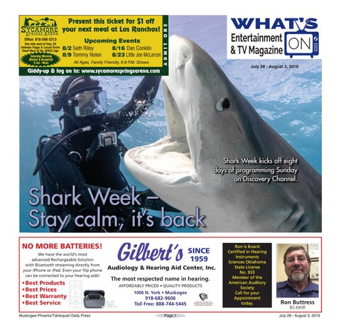 What's On 07 28 19 by muskogeephoenix - issuu