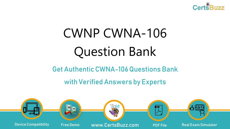 Certified Wireless Network Administrator CWNA-106 Q/&A PDF+SIM