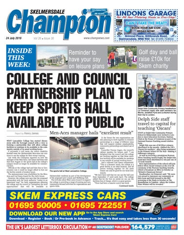 K3019 by Champion Newspapers - issuu
