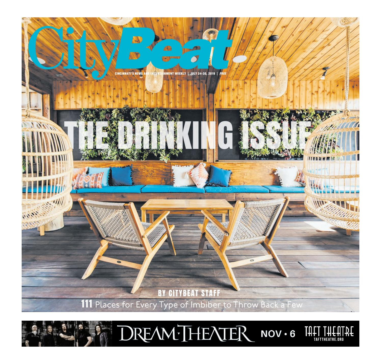 CityBeat | July 24, 2019 by Euclid Media Group - issuu