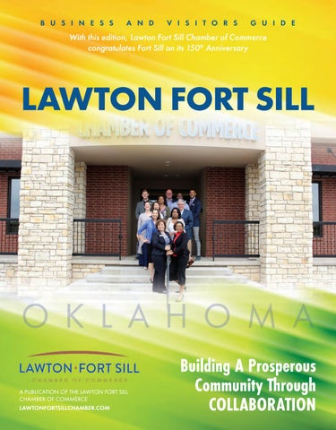 Lawton Fort Sill OK Business and Visitors Guide - Town Square