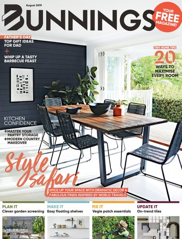 Terrific Bunnings Magazine August 2019 By Bunnings Issuu Download Free Architecture Designs Photstoregrimeyleaguecom