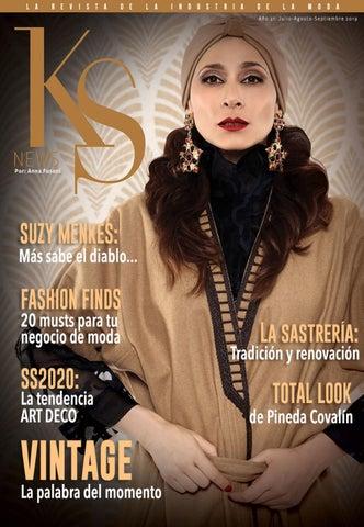 98dddb081 KS93 , la revista de las industrias de la moda. by FUSONI, RUIZ DE ...