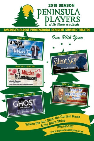 Ghost The Musical Playbill by penplayers - issuu