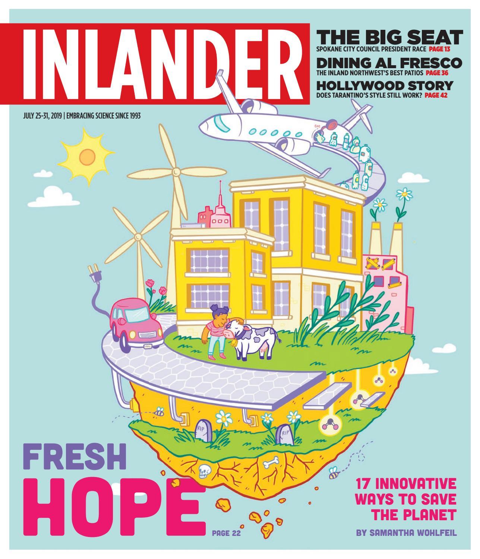 Inlander 7/25/2019 by The Inlander - issuu