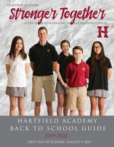Wake Tech Graduation 2020.Hartfield Academy Back To School Guide 2019 2020 By