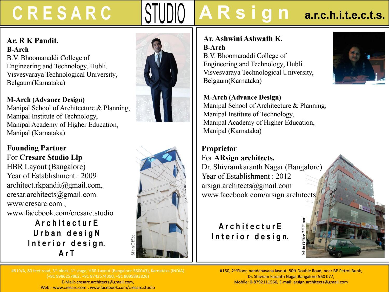 Firm Portfolio By Cresarc Studio Arsign Architects Issuu