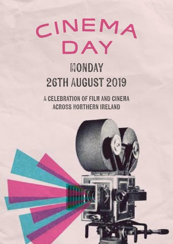 Pleasing Cinema Day 2019 Programme By Film Hub Ni Issuu Andrewgaddart Wooden Chair Designs For Living Room Andrewgaddartcom