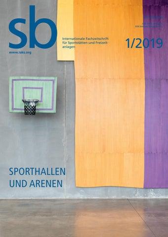 Sb 1 2019 Deutsch By Iaks E V Issuu