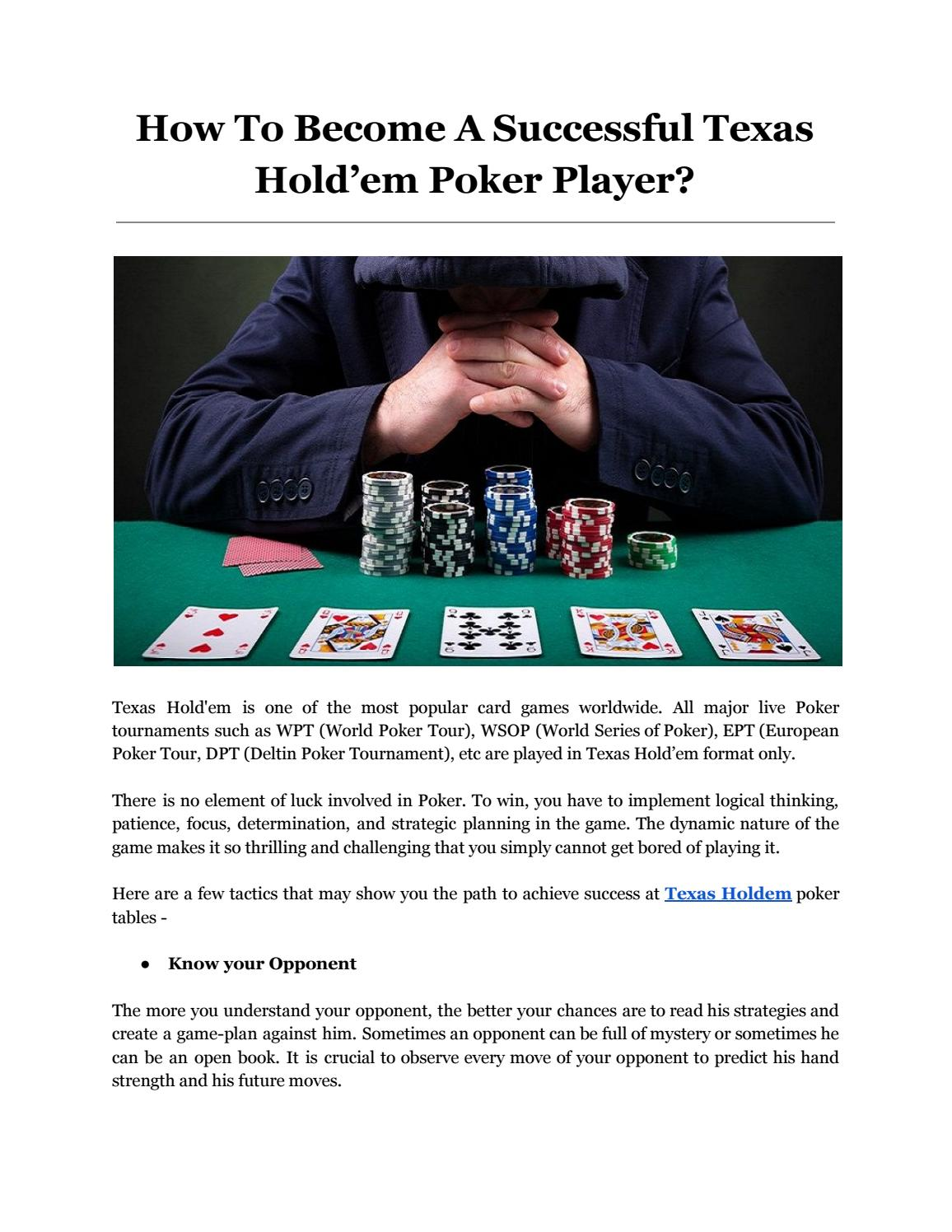 Holdem bluffing techniques