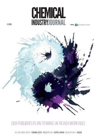 Chemical Industry Journal 15