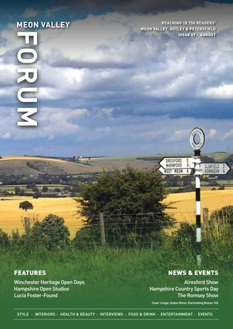 Meon Valley Forum Issue 47 - August