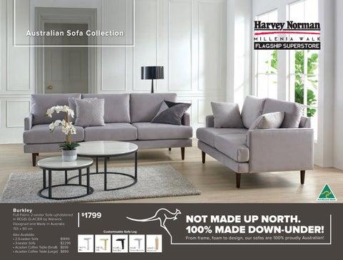Australian Sofa Collection By Harvey