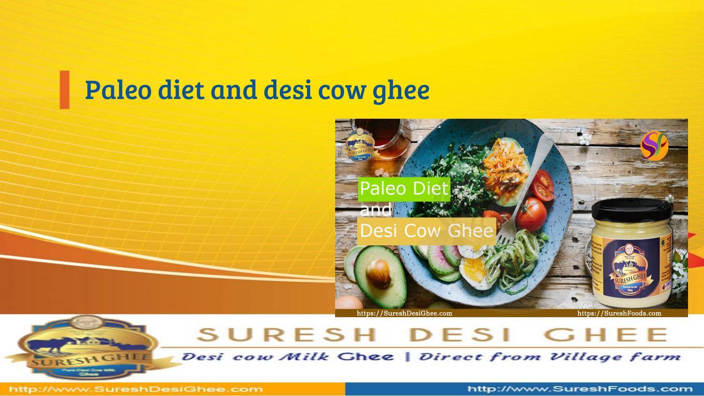Cure dry skin with desi ghee by SureshDesiGhee - issuu