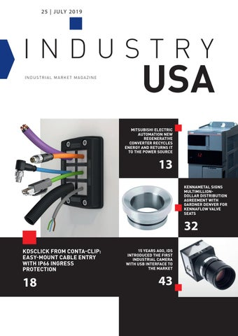 Industry USA | 25 - July 2019 by Induportals Media
