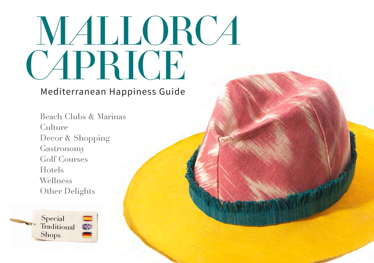 Mallorca Caprice 2019 By Mallorca Global Ediciones Issuu