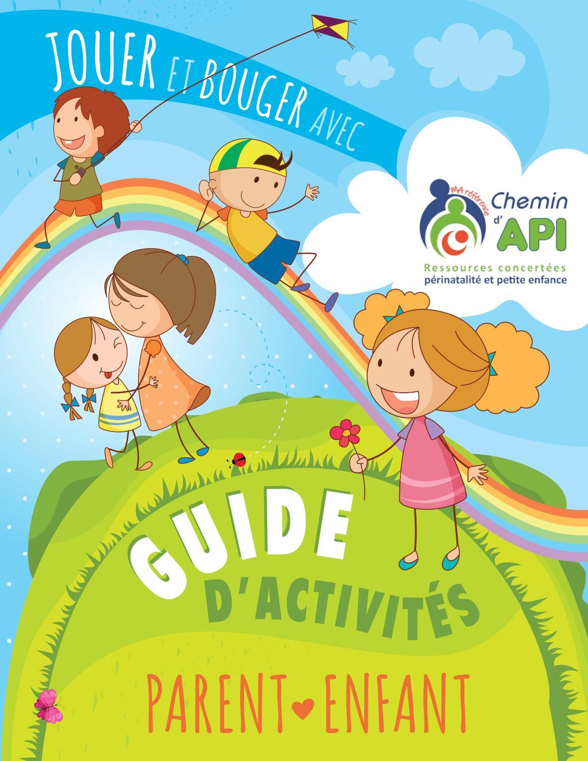 Guide d'activités Parent Enfant - Version complète by Chemin ...