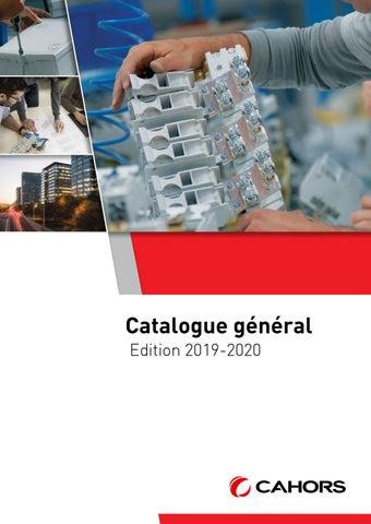 Catalogue Général Marché Marocain Edition 2019 2020 By