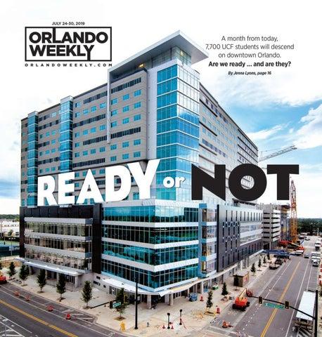 Orlando Weekly July 24, 2019