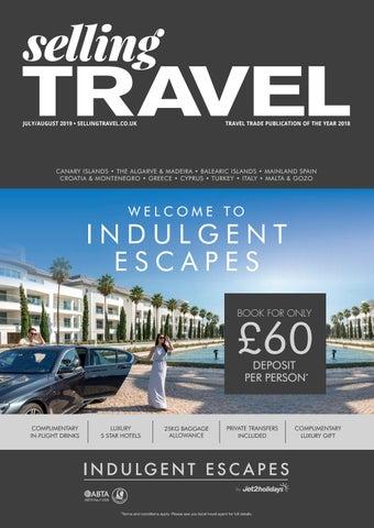 Selling Travel July/August 2019 by BMI Publishing Ltd - issuu