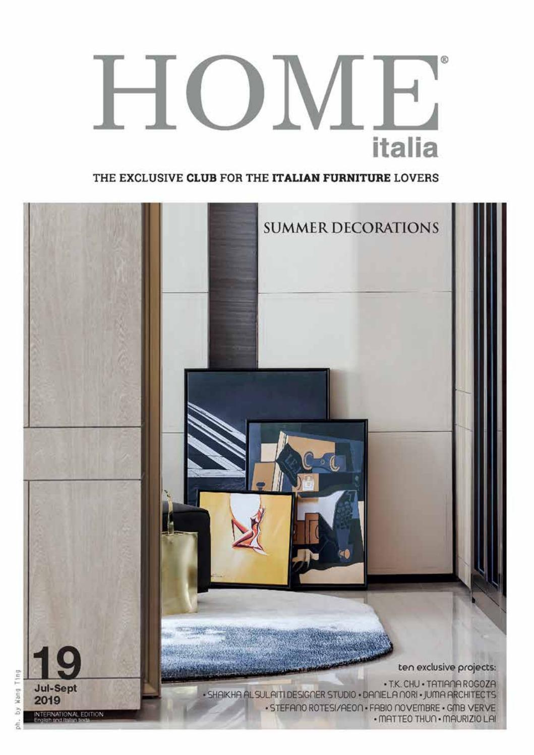 Executive Design Mobili Contemporanei.Home Italia 19th Edition By Home Italia Issuu