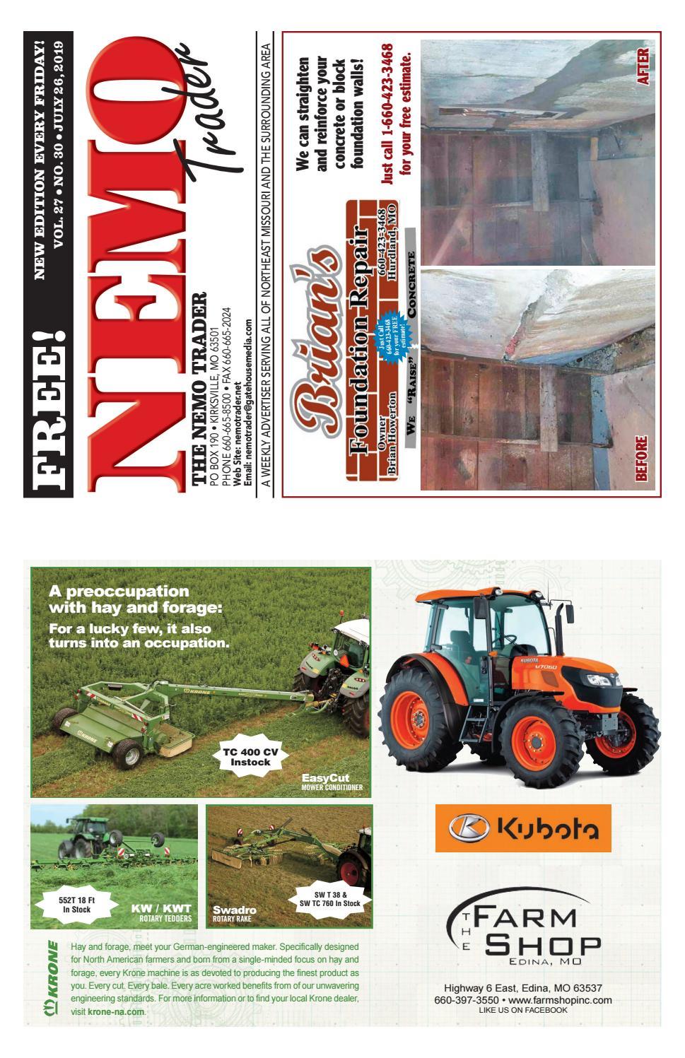 NEMO Trader July 26th, 2019 by NEMO Trader - issuu
