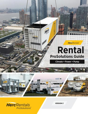 ProSolutions Rental Guide by Herc Rentals - issuu