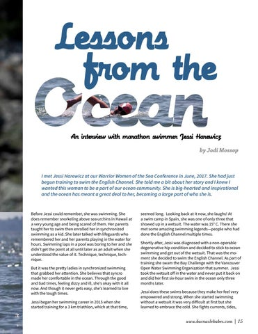 Page 15 of Lessons from the Ocean