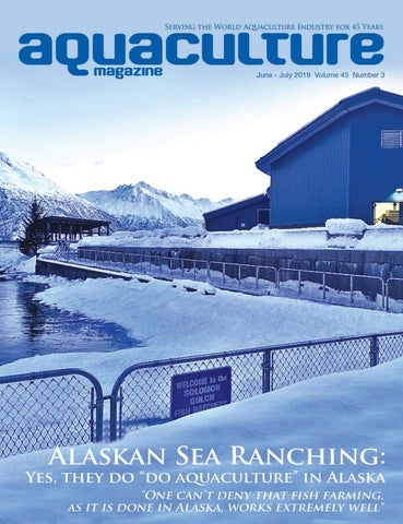 AQUACULTURE MAGAZINE June-July 2019 Vol 45 No 3 by
