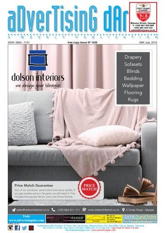 bb50769eb276 Advertising Dar Issue Nª 1039 - 29th July 2019 by Advertising Dar ...