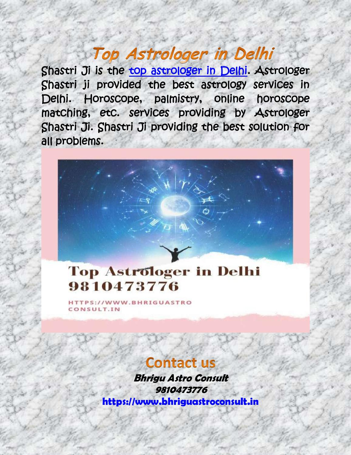 astrologer a.k shastri ji