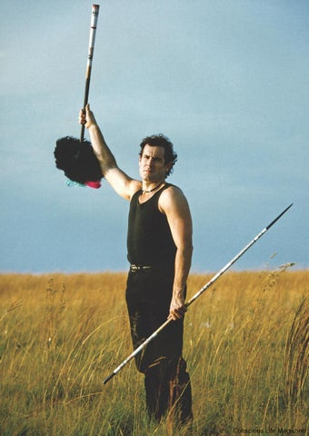 Page 26 of Johnny Clegg's manager and friend pays Tribute to the Legend.  Includes: Pictures & Video