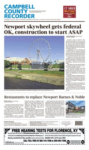 Campbell County Recorder 07/25/19 by Enquirer Media - issuu