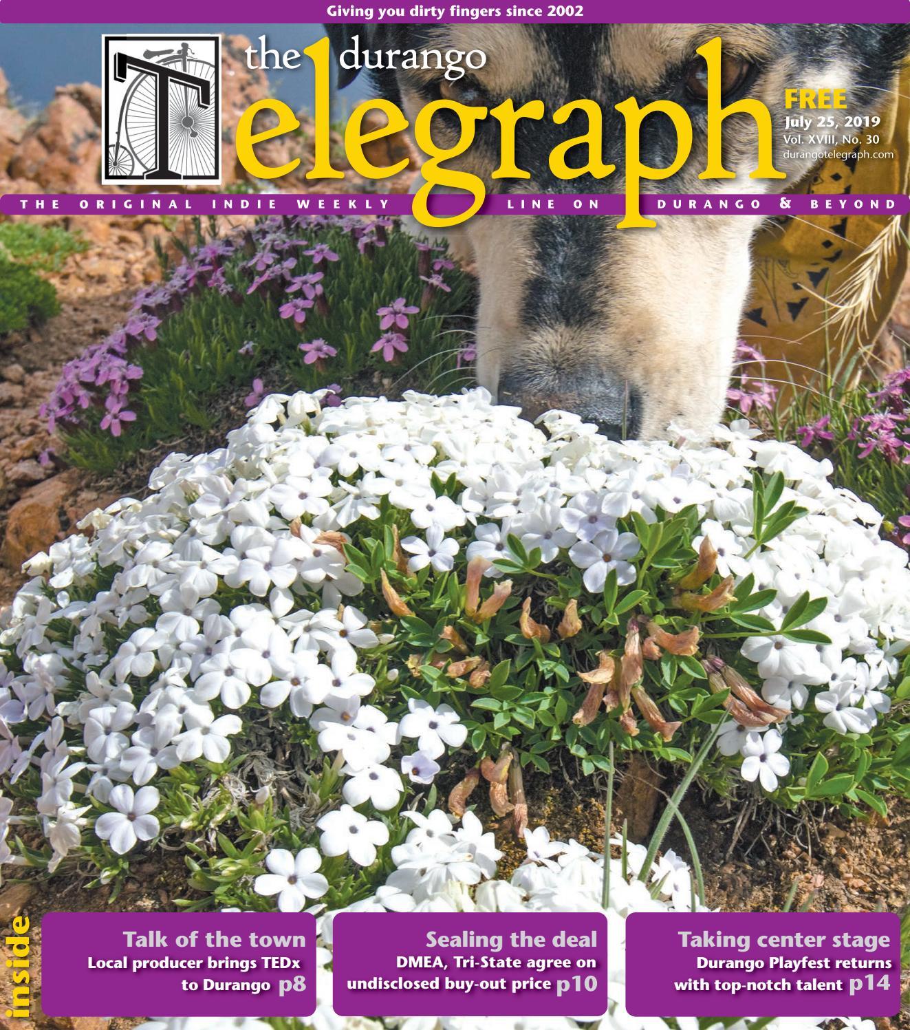 Durango Telegraph - July 25, 2019 by Durango Telegraph - issuu