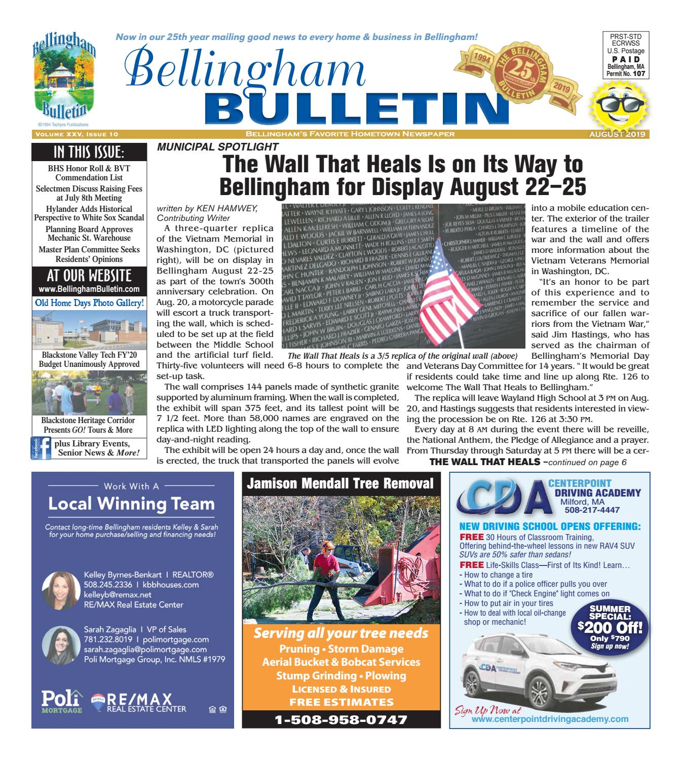Bellingham Bulletin Aug  2019 by Bellingham Bulletin - issuu