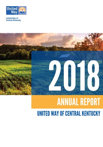Page 1 of 2018 Annual Report
