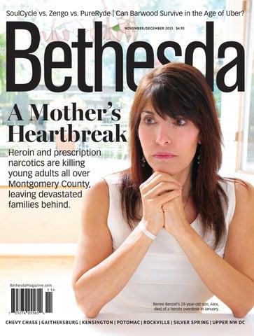 Bethesda Magazine: November-December 2015