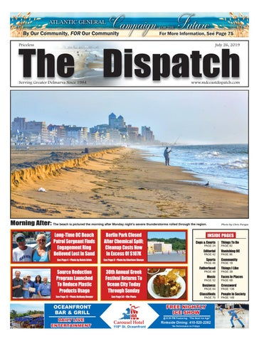 July 26 by mdcoastdispatch - issuu