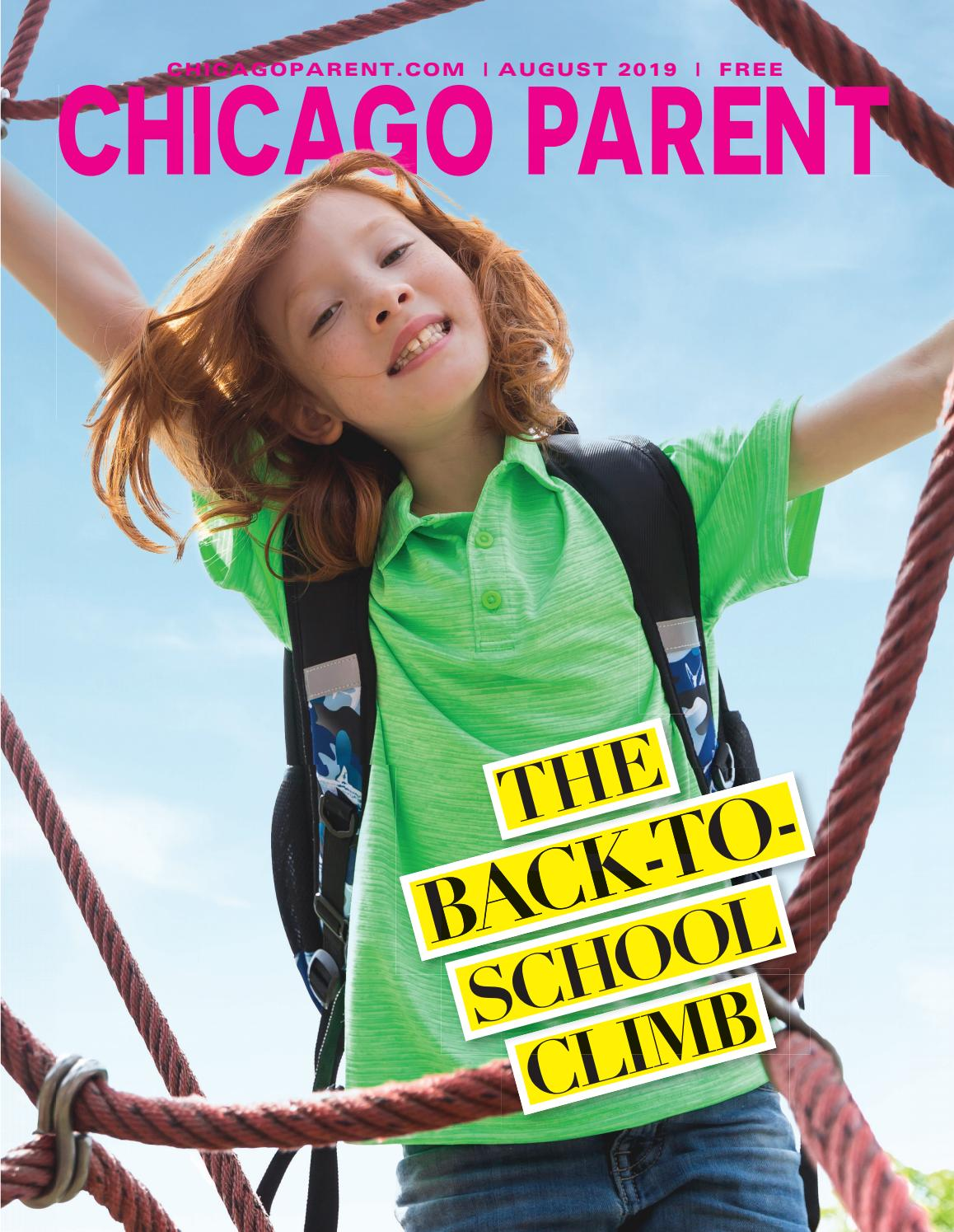 Chicago Parent - August 2019 by Chicago Parent - issuu