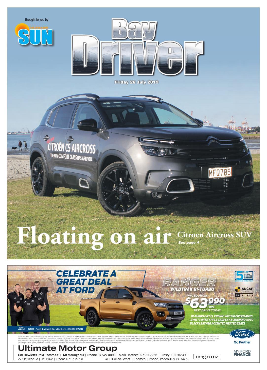Bay Driver - 26 July 2019 by Sun Media - issuu