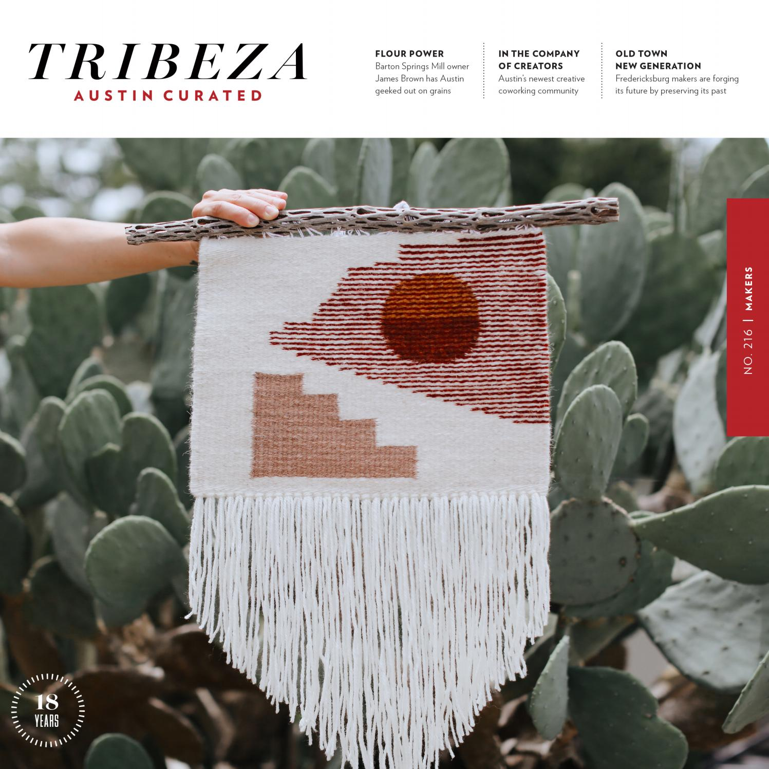 August 2019 Issue By Tribeza Austin