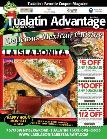 Tualatin Advantage Guide - AUGUST ISSUE by Active Media