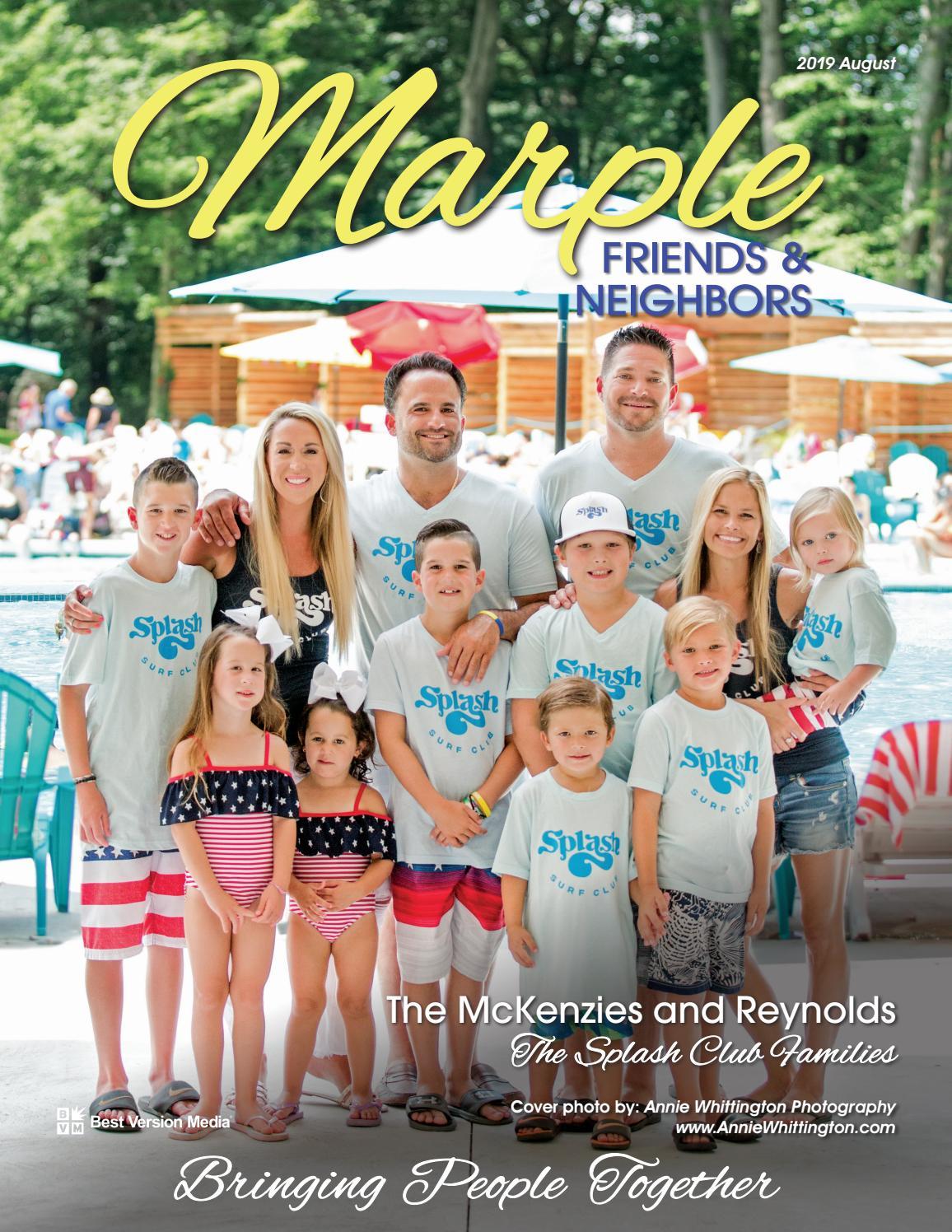 Marple Friends & Neighbors magazine August 2019 by