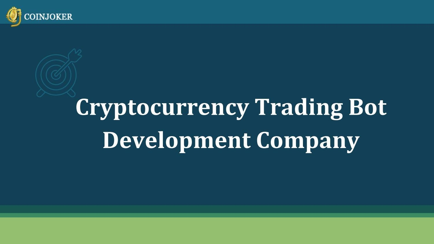 what is a cryptocurrency trading bot