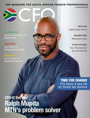 CFO South Africa Magazine - Issue 3 by CFO South Africa - issuu